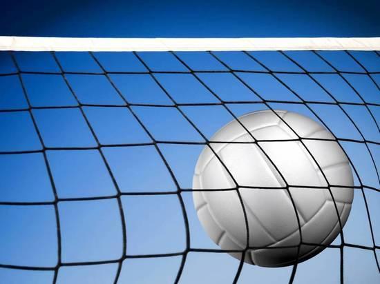 Волейболистки клуба «Енисей» уступили соперницам