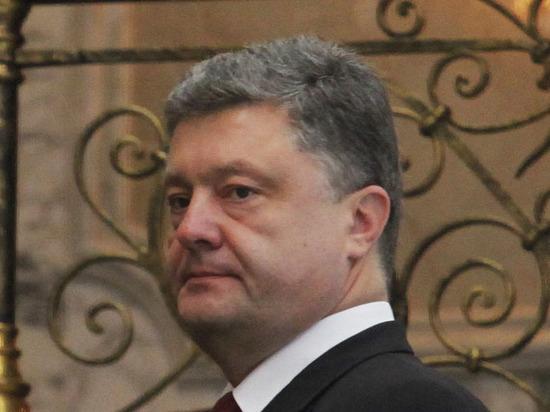 Порошенко обвинил Россию в попытке построить тиранию вместо демократии