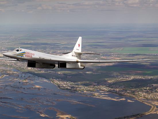 Командование США подтвердило перехват российских бомбардировщиков в районе Аляски