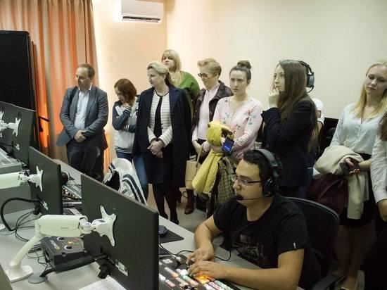 У журналистов КФУ появилась своя лаборатория медиакоммуникаций