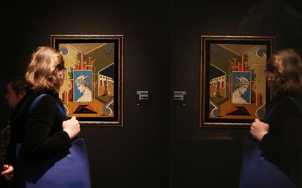 В Москве открылась первая в России экспозиция итальянского авангардиста Джорджо де Кирико