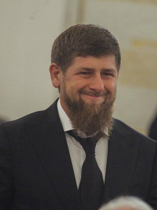 Путин похвалил Кадырова и напомнил ему о терроризме