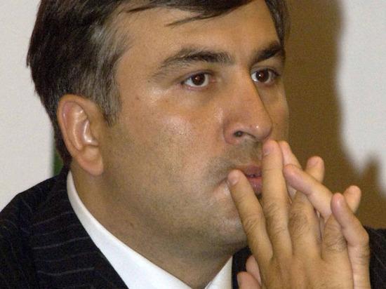 Саакашвили вышел из себя после обвинений в связях с Путиным