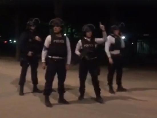 Ответственность за расстрел полицейских в Париже взяла на себя ИГИЛ