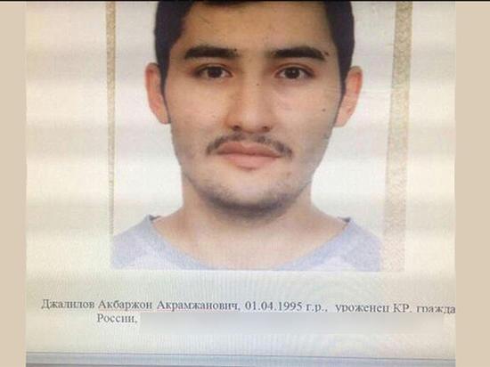 МВД аннулировало российское гражданство устроившего взрыв вПетербурге террориста