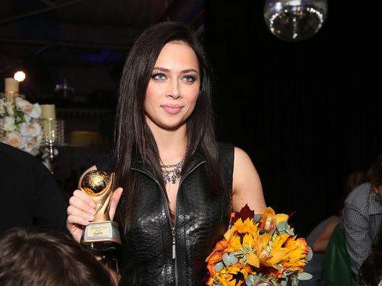 У актрисы Настасьи Самбурской украли часы, стоимостью 1,2 миллиона рублей