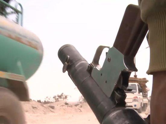 Террористы ИГ перенесли столицу в Дейр эз-Зор