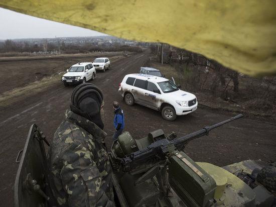 Эксперт назвал провокацией подрыв машины ОБСЕ в ЛНР: погиб американец