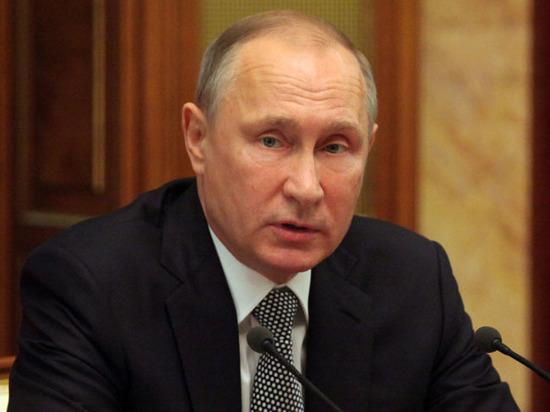 Путин вернул географию: этого не выдержит ни один мозг