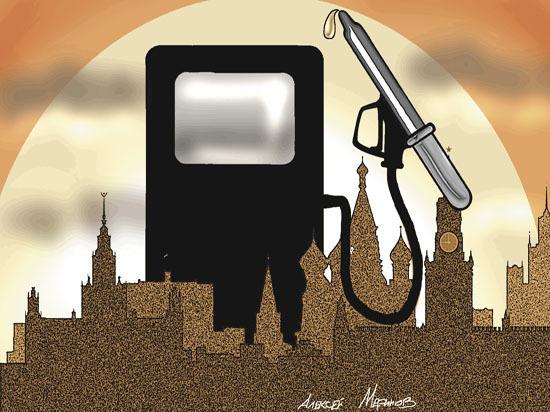 Почему Россия обогнала США по ценам на бензин фото