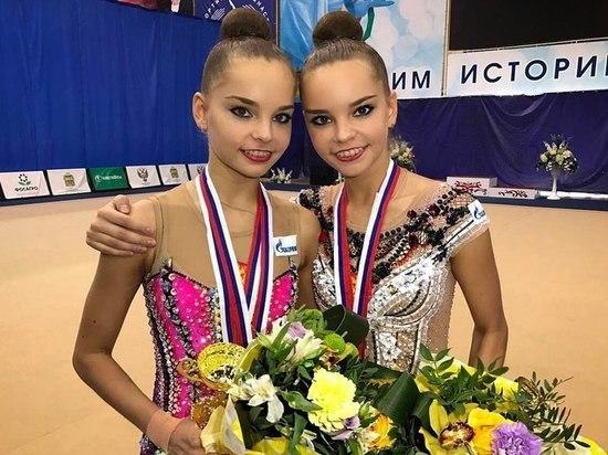 Гимнастки Аверины заняли первые места на Чемпионате мира в Узбекистане