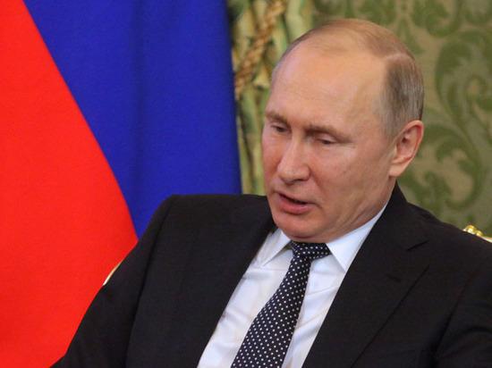 Россияне назвали главные достижения Владимира Путина