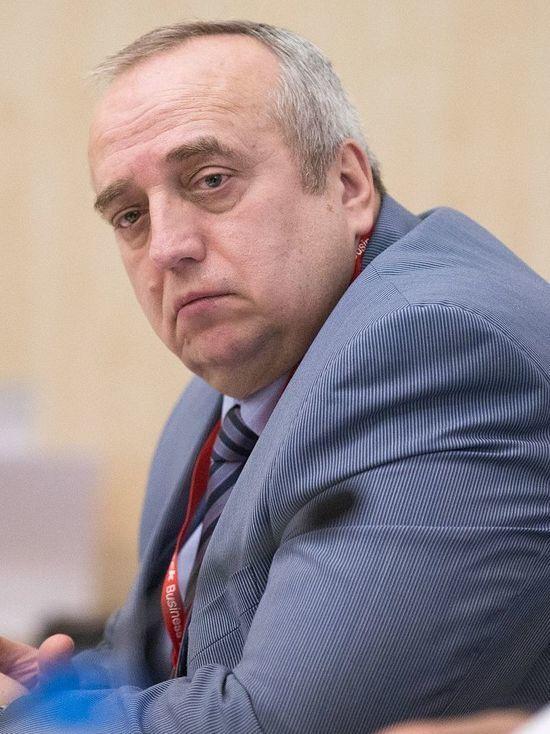 Клинцевич ответил Лондону на заявление о превентивном ядерном ударе