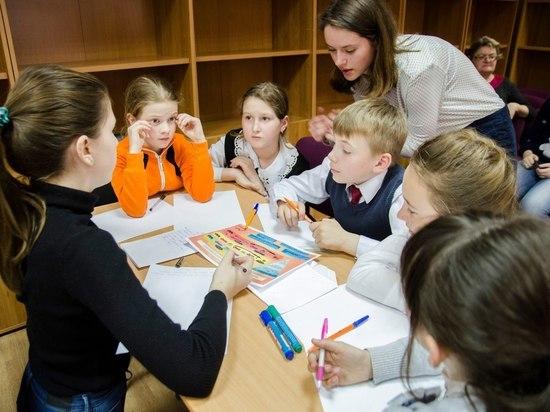 Курские школьники примерили на себя образ настоящих журналистов