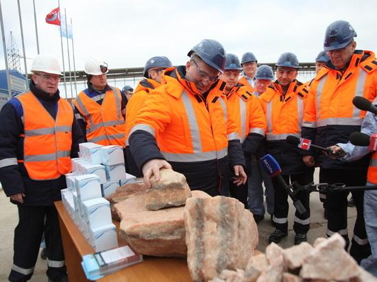 В Котельниково будут выпускать 2,3 млн тонн хлористого калия