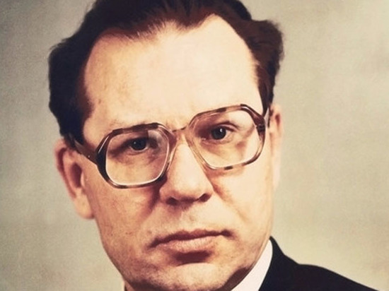 про академика Легасова