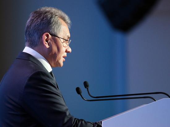 Международная конференция по безопасности: Шойгу назвал главную глобальную угрозу