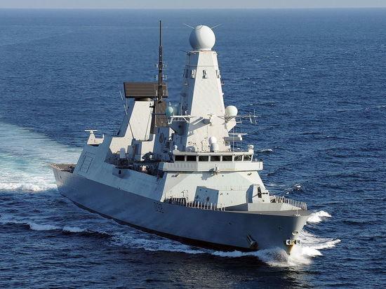 """Вхождение британского эсминца в Черное море назвали """"посланием Путину"""""""