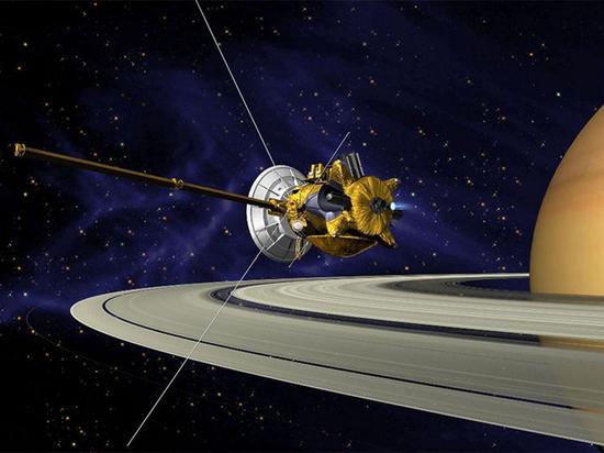 Последняя песня «Кассини» : чем успел прославиться зонд на орбите Сатурна