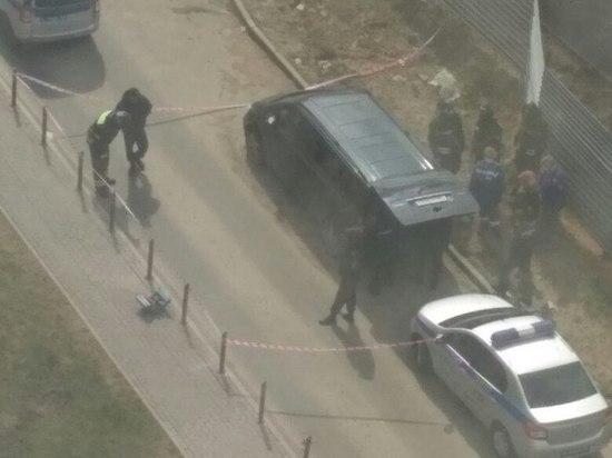 В новейшей столицеРФ отыскали тело, пролежавшее несколько месяцев вмашине