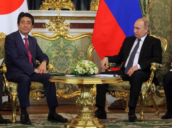 Встреча Путина и Абэ: японцы превратят Воронеж в город будущего