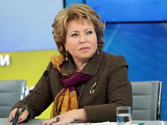 Матвиенко внесла в Думу закон об ужесточении правил продажи сим-карт