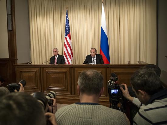 «Ничего нерешили»,— госсекретарь США назвал визит вМоскву бесполезным