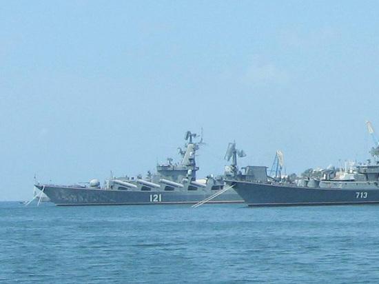 """В Госдуме ответили украинскому офицеру, мечтавшему """"уничтожить в труху"""" Черноморский флот"""