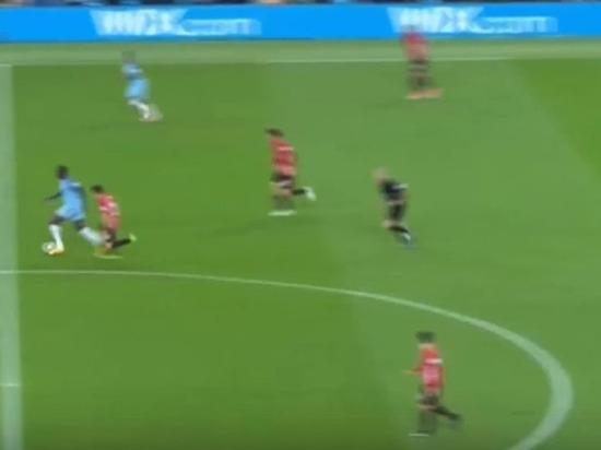 «Манчестер Сити» и «Манчестер Юнайтед» зафиксировали нулевую ничью