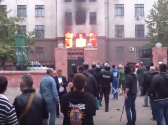 ВОдессе милиция отыскала взрывчатку врайоне Куликового поля