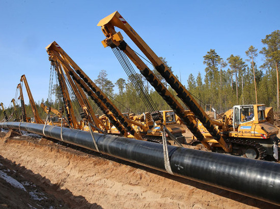 Украина увеличила импорт газа изЕС