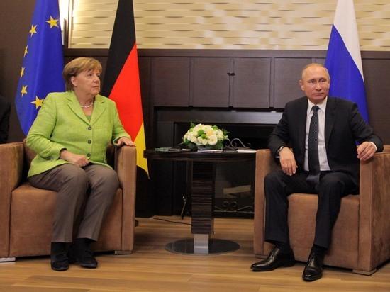 Меркель попросила Путина заступиться за геев в Чечне