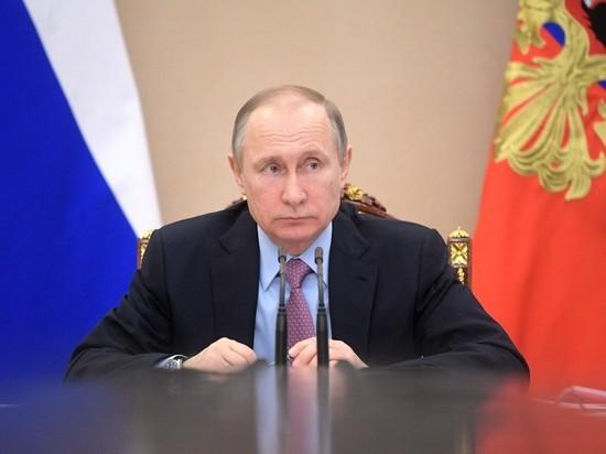 Путин подписал закон, разделяющий банкиРФ надве категории