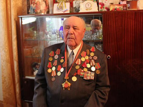 95-летний ветеран Великой Отечественной поделился уроками выживания