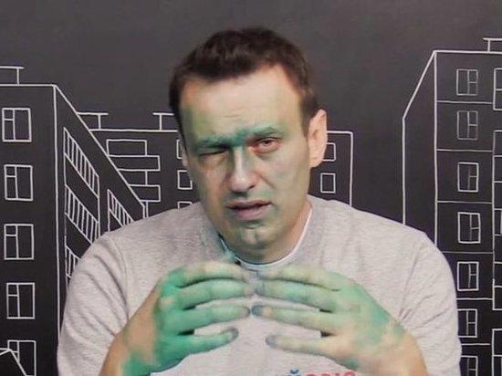 Навальный: глаз после нападения потерял 80% зрения
