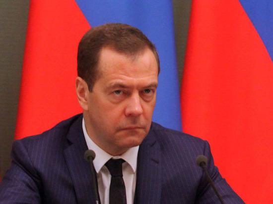 Медведев: РФ небоится обвинений намеждународной арене
