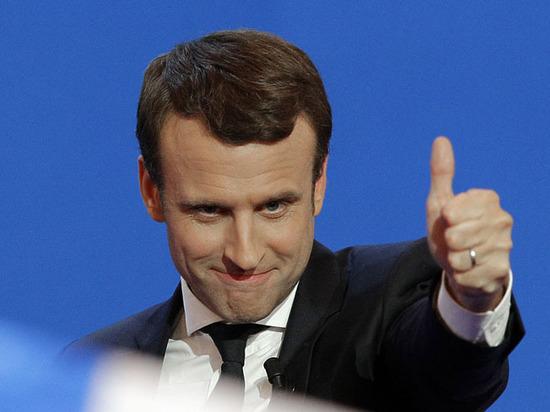Финал французских дебатов: телезрители за Макрона, а Макрон против России