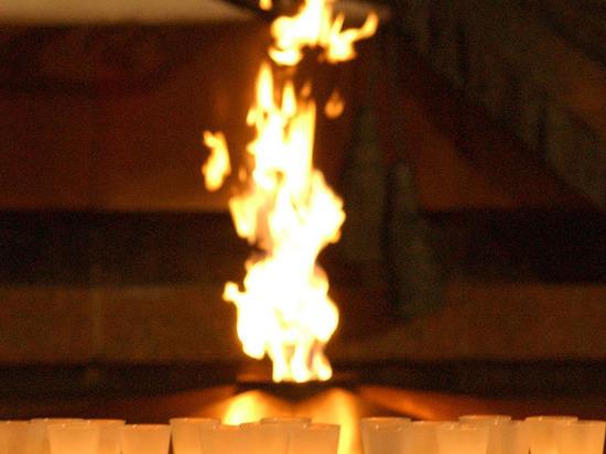 ОНФ: практически 20% мемориалов «Вечный огонь» вПодмосковье нефункционируют