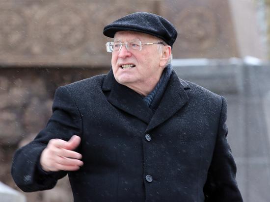 Жириновский: Путин может не пойти на президентские выборы-2018