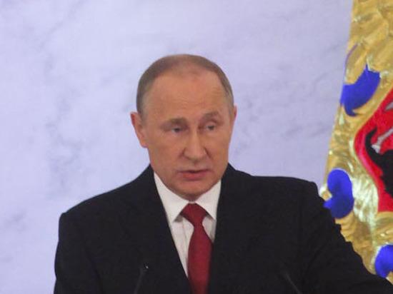 Путин заявил о неоправданности политического насилия и убийств