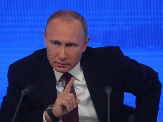 Рейтинг одобрения Путина составил 81,6%