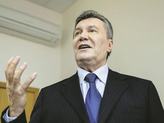 """""""Дело Януковича"""": генпрокурор Украины потребовал пожизненного срока для экс-президента"""