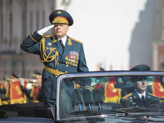 Главком сухопутных войск РФ раскрыл секреты подготовки главного действа Дня Победы