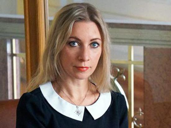 """""""Реву было много"""": Захарова рассказала подробности нападения собаки на дочь"""