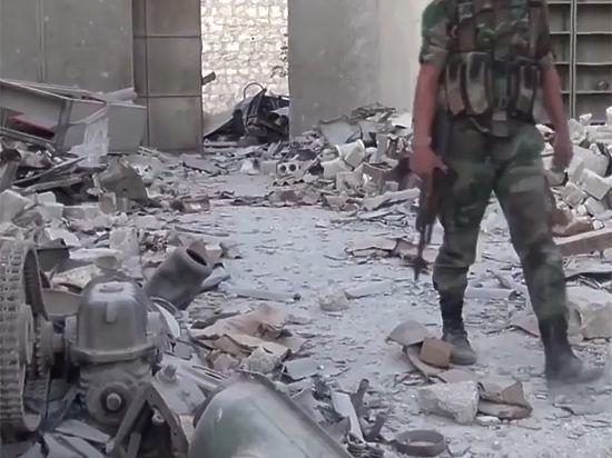 У боевиков ИГИЛ в Сирии нашли оружие с российской электроникой
