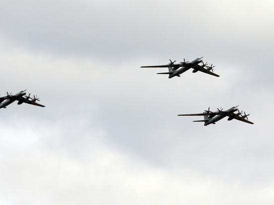 Минобороны объяснило рекордно близкий к США полет российских военных самолетов