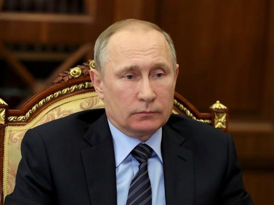 Путин заявил о готовности городов России провести ОИ-2028