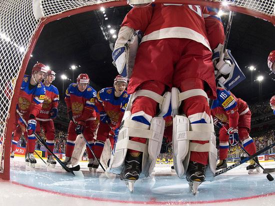 Россия – Италия: онлайн-трансляция матча ЧМ-2017 по хоккею