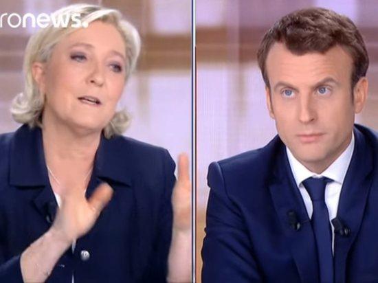 Эксперты объяснили, почему проиграла Ле Пен и победил Макрон