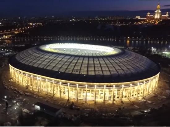 В Лужниках снова звучит гимн Лиги чемпионов